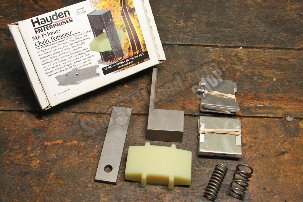 Hayden M6 Primary Chain Tensioner, automatic, BT 65-2000