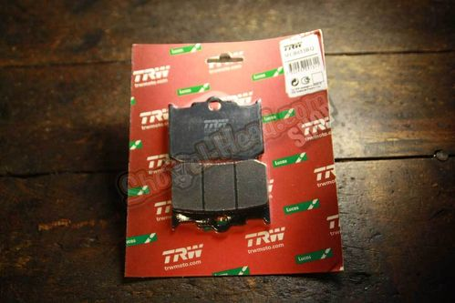 Brake Pads for PM 4-Piston Caliper 125x4R / 137x4B
