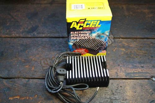 ACCEL Lichtmaschinenregler Big Twin 1976-1980 ( 2-Pin )