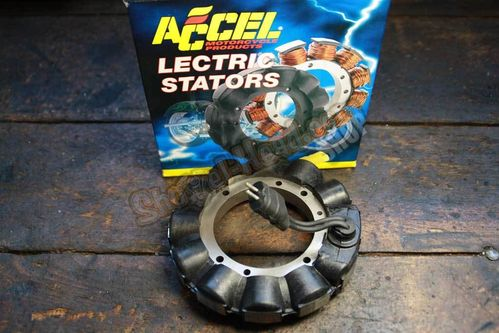 ACCEL Alternator Stator, molded, BT 76-80, 2-pole