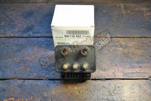 S&S Single Fire Ignition Coil, Dual Output, 3 Ohm
