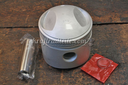 Cast Piston for 1200ccm Shovel, Pan & Knuckle, 8.5:1