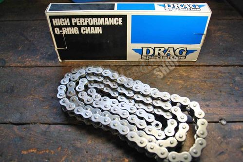 High-Performance O-Ring Chain, 530 pitch, Drag Specialties