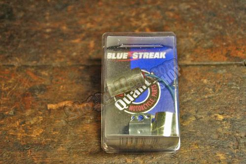 """Blue Streak"" Condenser for Points Ignition"