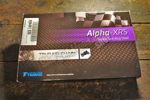 Tsubaki Alpha XRS X-Ring Chain, Pick a length