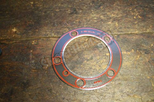 Shovel Cylinder Head Gaskets, Graphite with Firering and Silicone, James