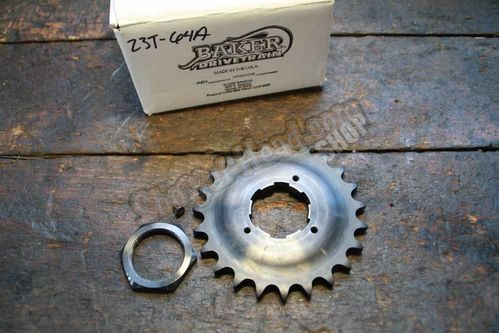 BAKER Sprocket for BAKR 6-into-4 and BAKER 4-Speed Transmissions
