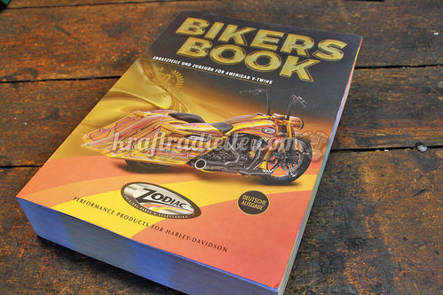 Zodiac BIKERS BOOK 50th Anniversary, Katalog