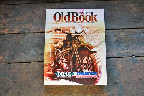 Drag Specialties OLD BOOK 2016-2017, Katalog, Papier, 900 Seiten