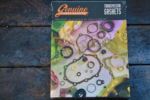 James Transmisson Gasket Kit, 4-Speed BT 36-86