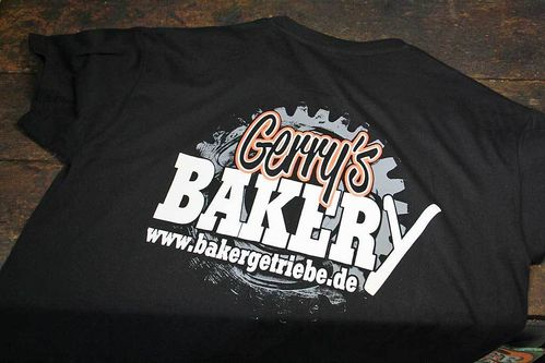 Gerry's BAKERy T-Shirt