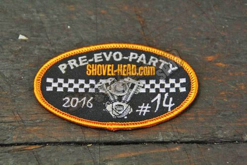 Pre-Evo-Party #14 Patch, large