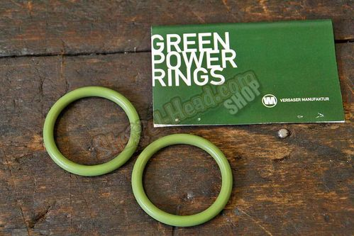VM Manifold O-Ringe, Green Power Rings