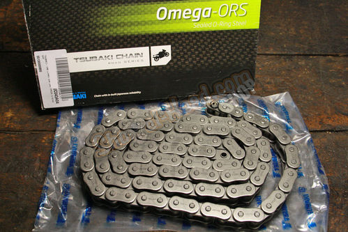 Tsubaki Omega, O-Ring Chain, Pick-a-Length