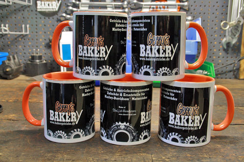 Gerry's BAKERy Tasse