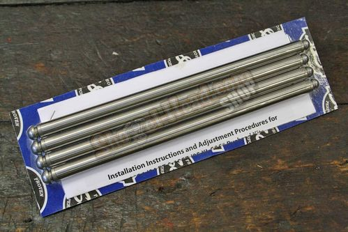 S&S Pushrod Set, Chrome Moly, 74cui Panhead 48-72