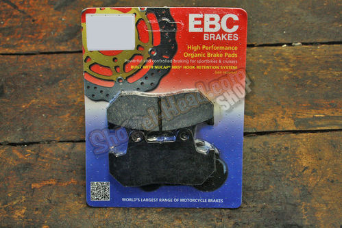 EBC Brakepads for Ultima 4-Piston Calipers