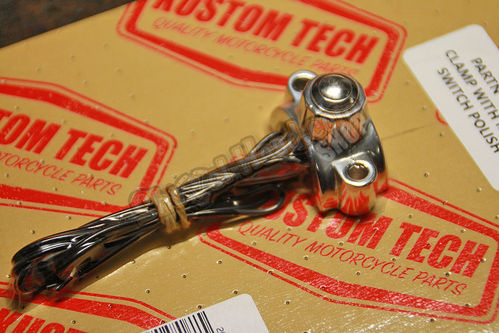 Kustom Tech Clamp with Micro Switch