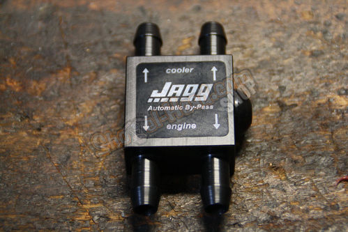 JAGG Oil Cooler Bypass Valve, automatic