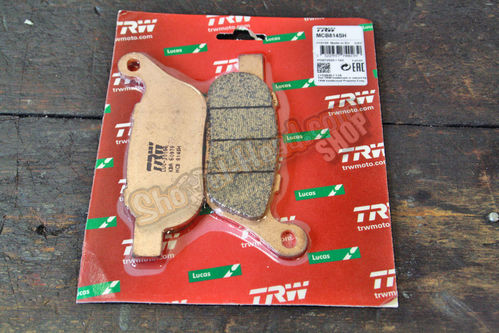 Brake Pads, Softail® & DYNA® 2008up, rear