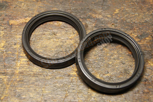 49mm Front Fork Seals, Dyna© 2006 later / Softail© Breakout / FXCW Rocker©