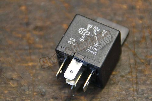 Starter Relay, BT 1980up, variou Models (see description)