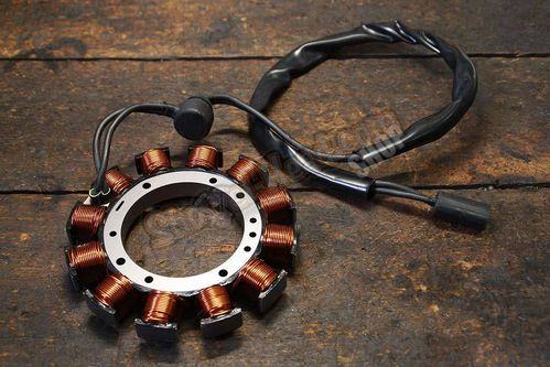 Drag Specialties Alternator Stator, Sportster© 91-06
