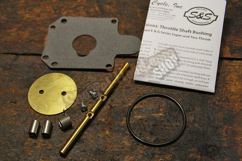 S&S Body Rebuild Kit for Super B carb