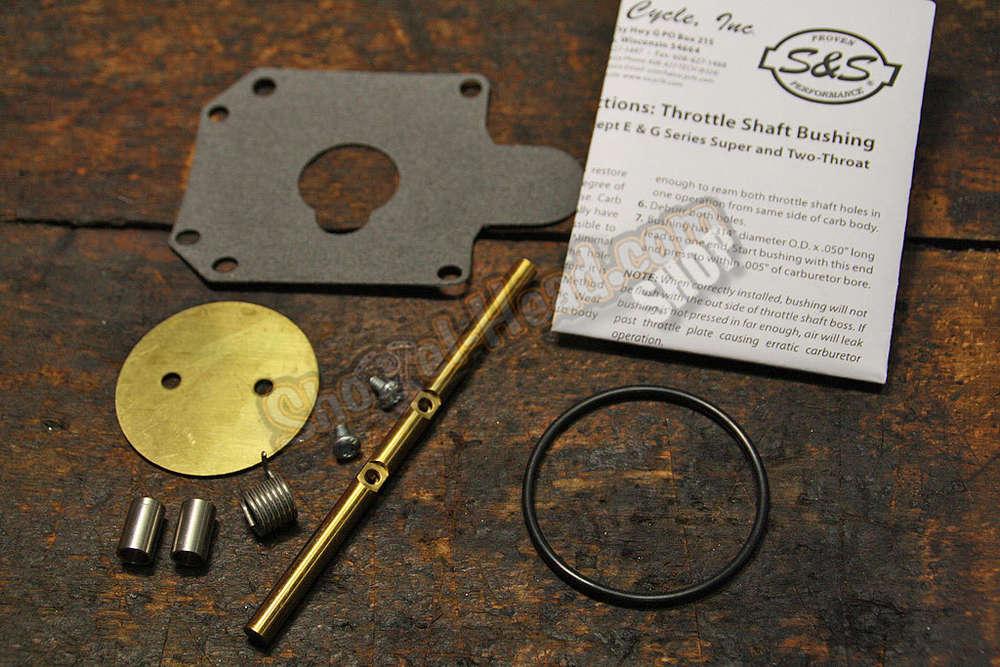 S&S Body Rebuild Kit for Super B carb