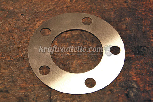 Bates Shim for Brake Disc / Pulley, 1mm, Center Bore 56,4mm