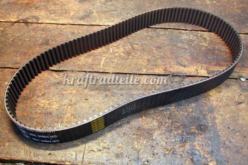 "BDL ""ST"" Replacement Belt, 1.5"" wide, 132 tooth, 8mm pitch"