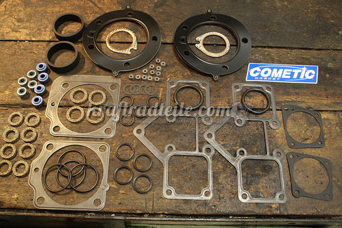 Cometic Top-End Gasket Set, Shovel 66-84, 1200 / 1340ccm