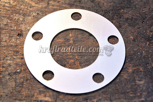 Shim for Brake Rotors / Pulleys, 1mm, Center Bore: 50,4mm