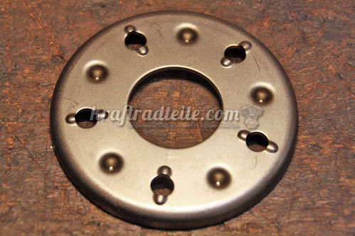 Clutch Pressure Plate, 5-hole, Big Twin 36 - early84
