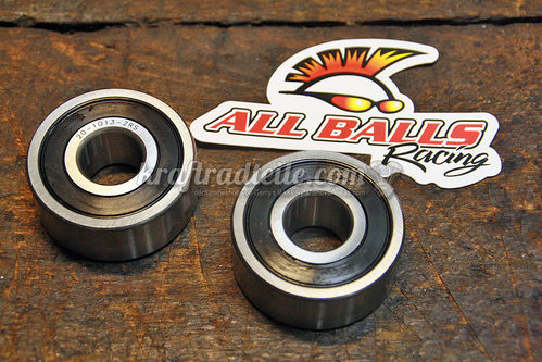 "Wheel Bearing Kit, All Balls, 3/4"" I.D., TwinCam© 2000up"