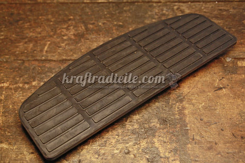 Driver Floorboard Pad for OEM Floorboards, BT 91-06