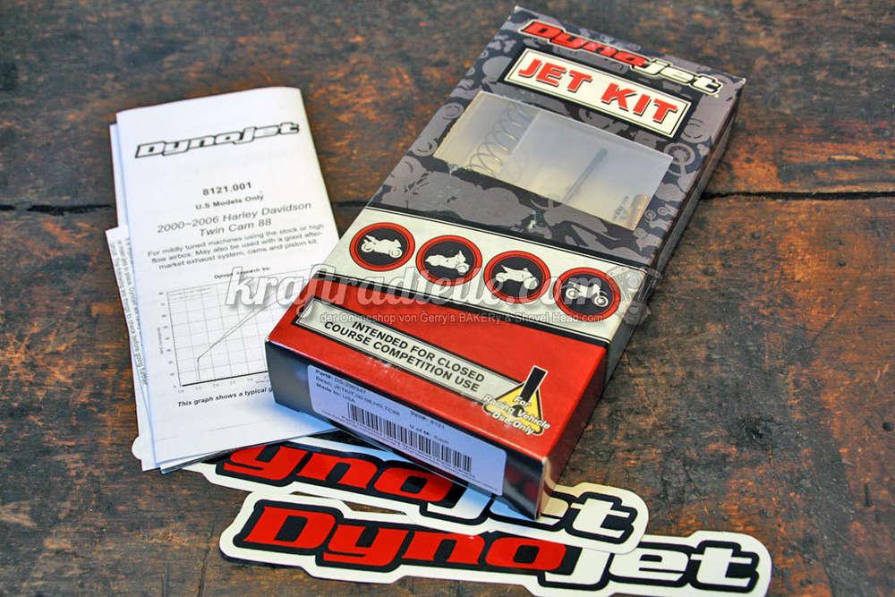 DynoJet Recalibration Kit for CV-Carbs, 00-06 TC88 US-MODELS ONLY
