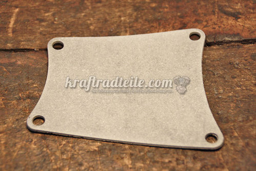 Gasket BAKER Inspection Cover on Big Dog Motorcycle Primaries, Paper