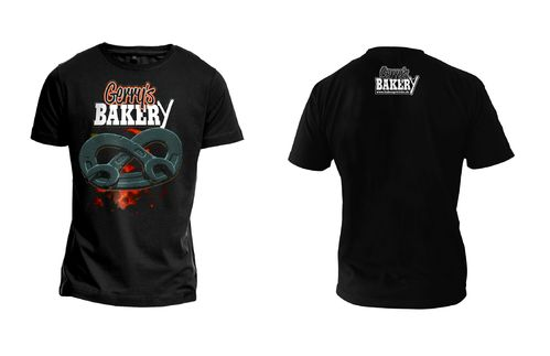 "Gerry's BAKERy T-Shirt ""Wrench"""