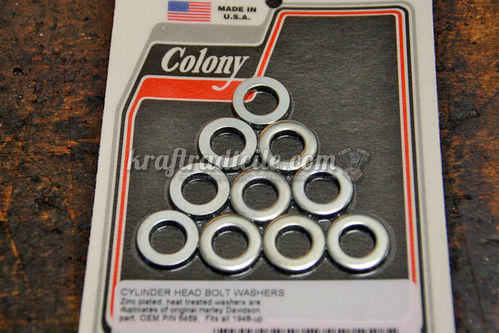 Washers for Cylinder Head Bolts, Set, zinc plated, BT 48-84
