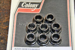 Cylinder Base Nuts, parkerized, Set, BT 78-84