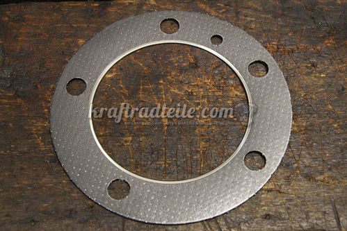 Shovel Cylinder Head Gaskets, Graphite with Firering