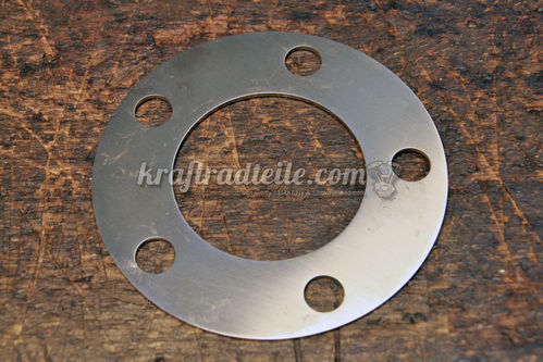 Bates Shim for Brake Disc / Pulley, 2mm, Center Bore 56,4mm