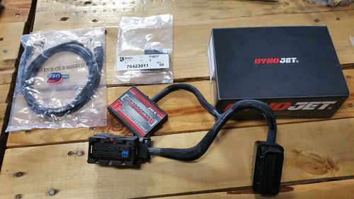 DynoJet PowerCommander V, HD Touring 08-13, NEW