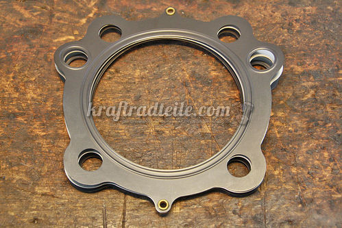 "Cylinder Head Gasket, each, EVO / XL, Multi Layer Steel (MLS), Cometic, .040"", Stock Bore"