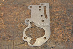 Gasket Oil Pump Body to Case, Paper, late 1980 - 1991