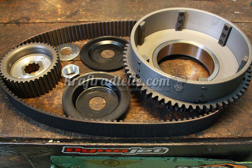 "BDL 1.5"" Beltdrive, 8mm Teilung BT 78-83, E-Start"