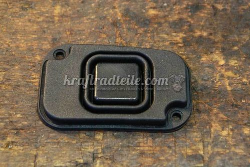 Gasket Hand Brake Master Cylinder Cover, Softail© 2015 up (w/o sight glass hole)