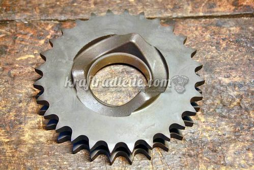 BAKER 28 Tooth Compensator Sprocket for DD6 Transmissions