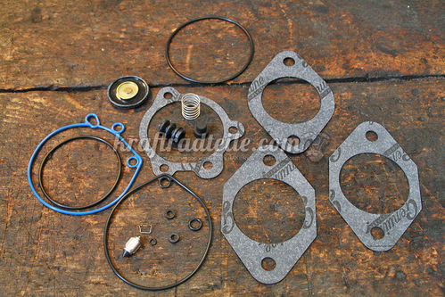 James Gaskets Rebuild Kit for Keihin Butterfly Carbs